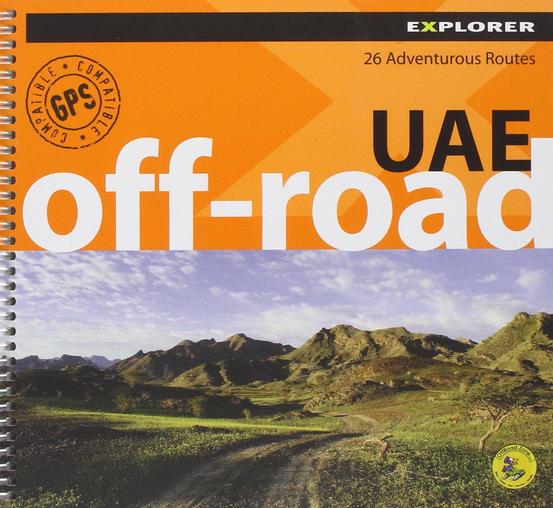 UAE Off-Road: 26 Adventurous Routes: Uae_off_4 (Off-road Zone)