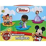 Disney Junior - Momentos mágicos (Incluye 4 libros)