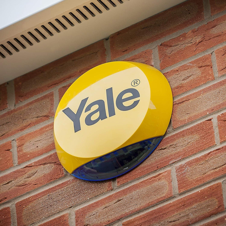 Yale YES-ALARMKIT Essentials Alarmanlagen-Set
