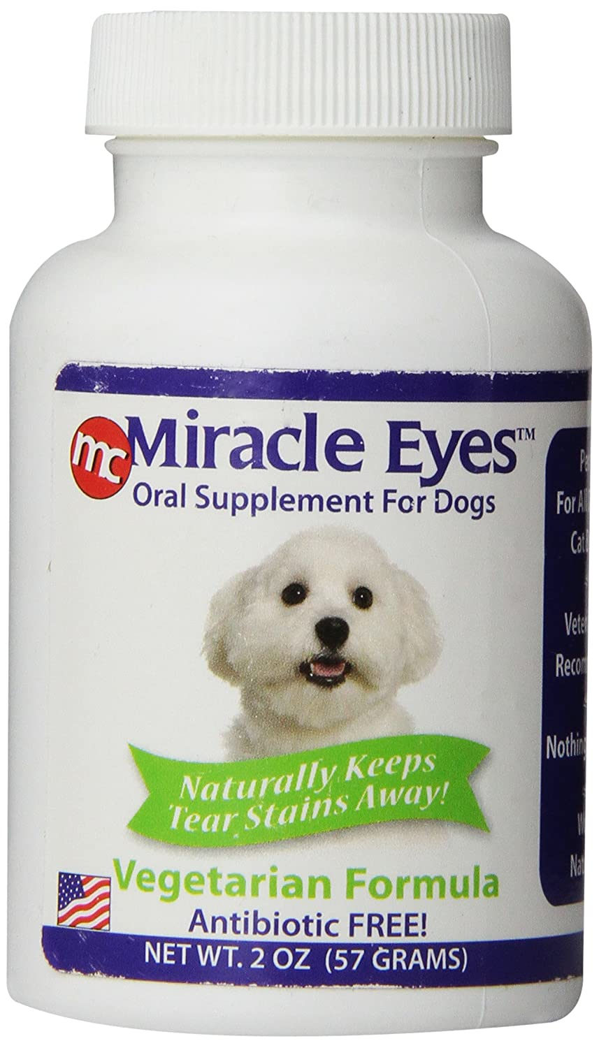 GIMBORN 731027 Miracle Eyes Vegetarian Formula for Pets, 2-Ounce