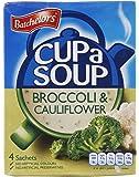 Batchelors Cup a Soup, Creamy Cauliflower and Broccoli, 101g