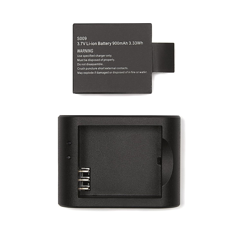 Chargeur de batterie Extreme de Nikkei - Batterie supplémentaire - Noir Elmarc B.V.