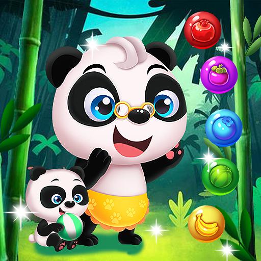 Fruit Pop - panda bubble shooter pop