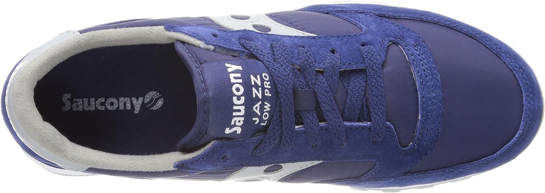 Saucony Originals Men's Jazz Low Pro Sneaker,BlueGrey,8 M US