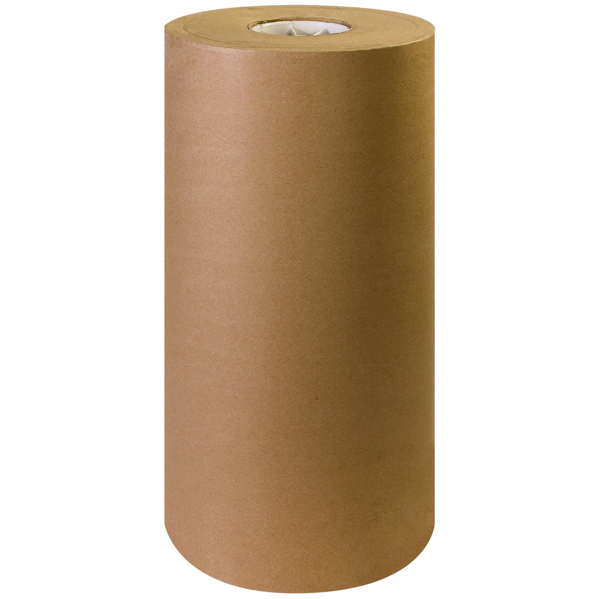 BOX USA BKP1840 Kraft Paper Rolls, 40#, 18'' x 900', Kraft by BOX USA