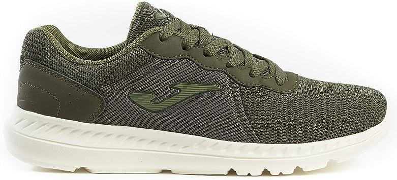 Joma Zapatillas Confort Verde Oscuro Hombre - Talla 41: Amazon.es: Deportes y aire libre