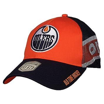 Edmonton Oilers Wayne Gretzky NHLPA Scorer Cap - Size One-Size ... 5e228c7681b