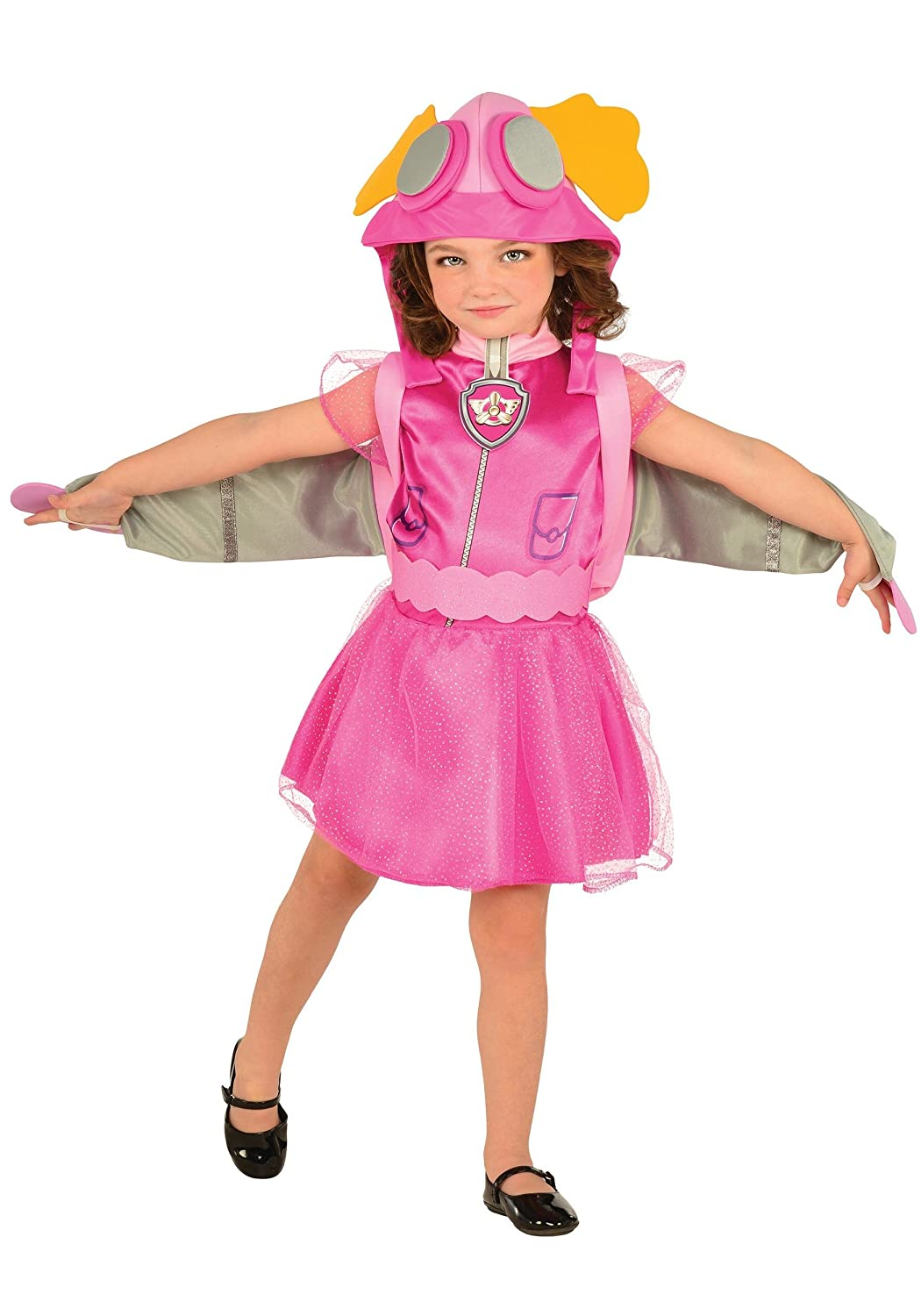Rubies Costume Toddler PAW Patrol Skye Child Costume, One Color, 1-2 Years Rubies Costume Co (Canada) 610503
