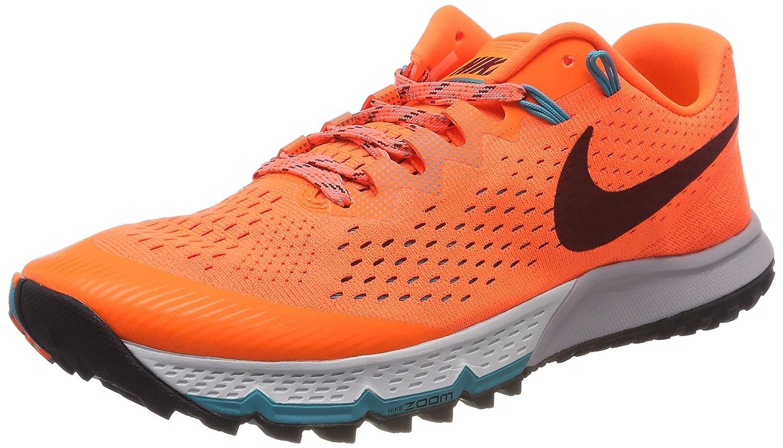 Nike Air Zoom Terra Kiger 4, Zapatillas de Running para Hombre 41 EU|Naranja (Hyper Crimson/Team Rojo Oscuro 800)