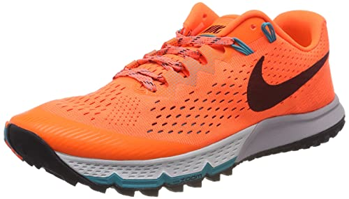 finest selection 6e17f 41d5a Nike Air Zoom Terra Kiger 4, Scarpe Running Uomo, Arancione  (Cramoisiultime/orangeéquipe