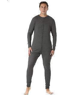 2bf912402 Stanfields Mens Cotton Rib Onesie Winter Underwear