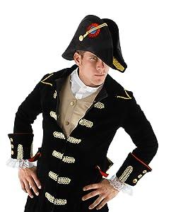 elope Admiral Bicorn Hat