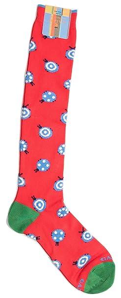 Gallo - Calcetines cortos - para hombre rojo rojo