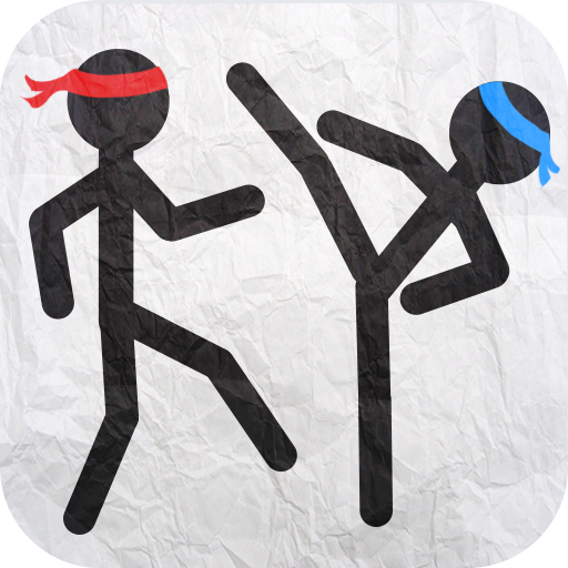 Stars Wars Games (Sticked Man Fighting - Cartoon War Games Free)