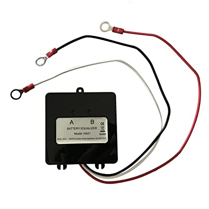 Amazon.com: KRXNY - Equalizador de batería de 24 V máx. 2 ...