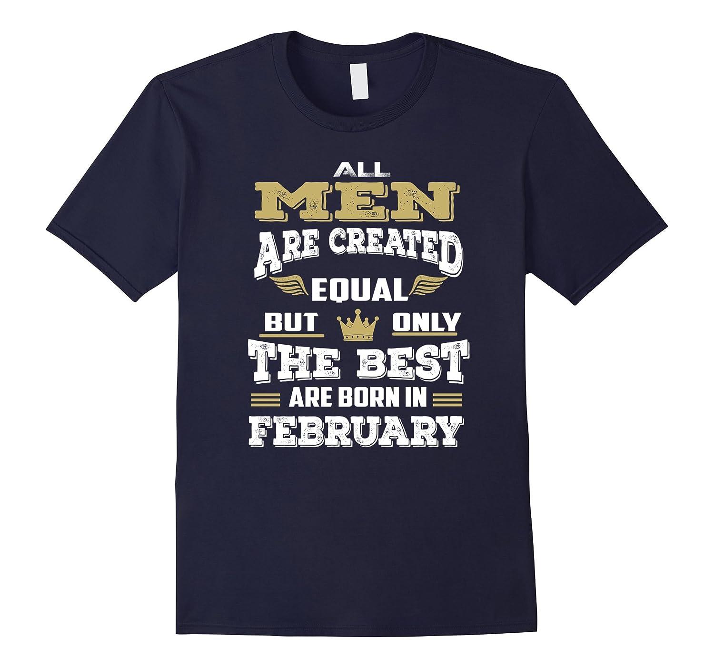 February shirt Birthday Large Asphalt-Awarplus