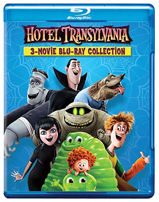 Amazon In Buy Hotel Transylvania 3 Movies Collection 1 2 3 Dvd