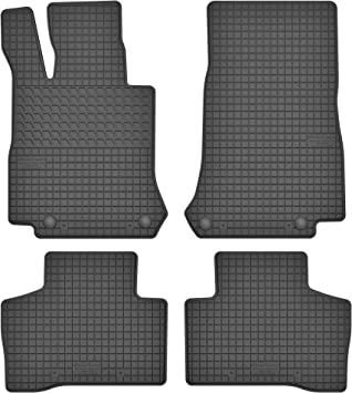 Motohobby Gummimatten Gummi Fußmatten Satz Für Mercedes Benz Glc X253 Ab 2015 C253 Ab 2016 Passgenau Auto