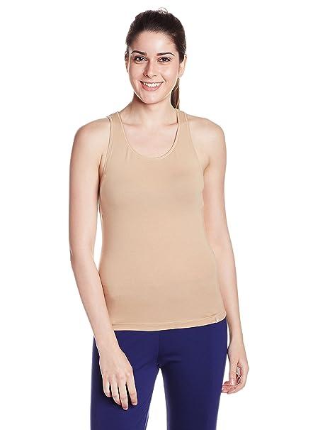 868b8af8b1b8ab Jockey Women s Cotton Tank Top  Amazon.in  Clothing   Accessories