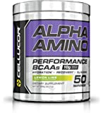 Cellucor, Alpha Amino Performance BCAAs, Lemon Lime, 50 Servings