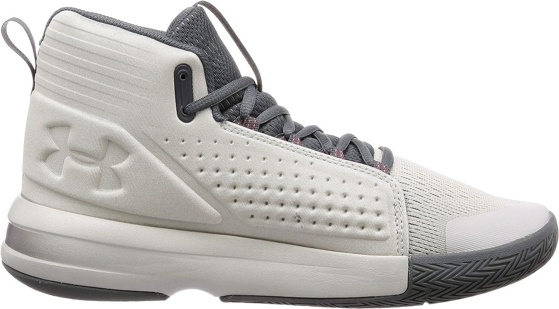 Under Armour UA Torch Chaussures de Basketball Homme
