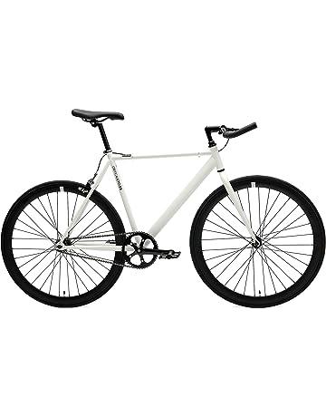 e12600468b7 Retrospec Critical Cycles Classic Fixed-Gear Single-Speed Track Bike with  Pursuit Bullhorn Bars