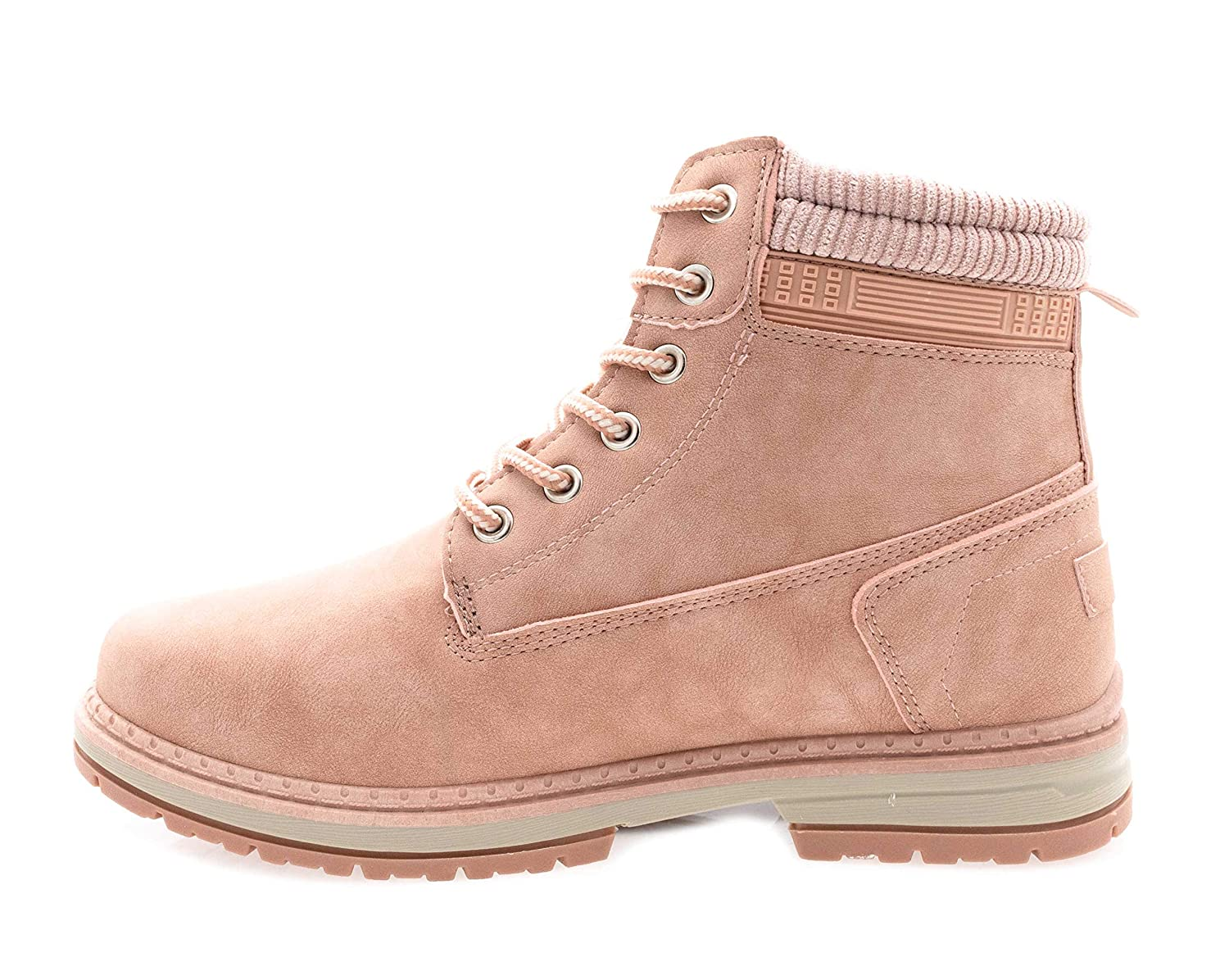 Fashion Shoes Chaussures Boots Montantes Femmes Army