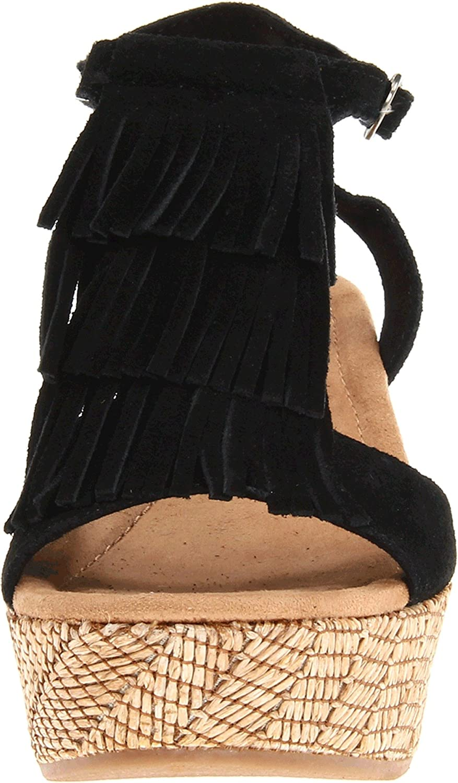 Minnetonka Womens Central Sandal