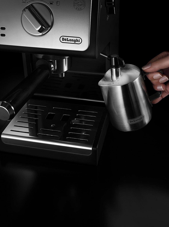 Espresso Siebträgermaschine Vergleich bis 200 Euro De'Longhi ECP33.21