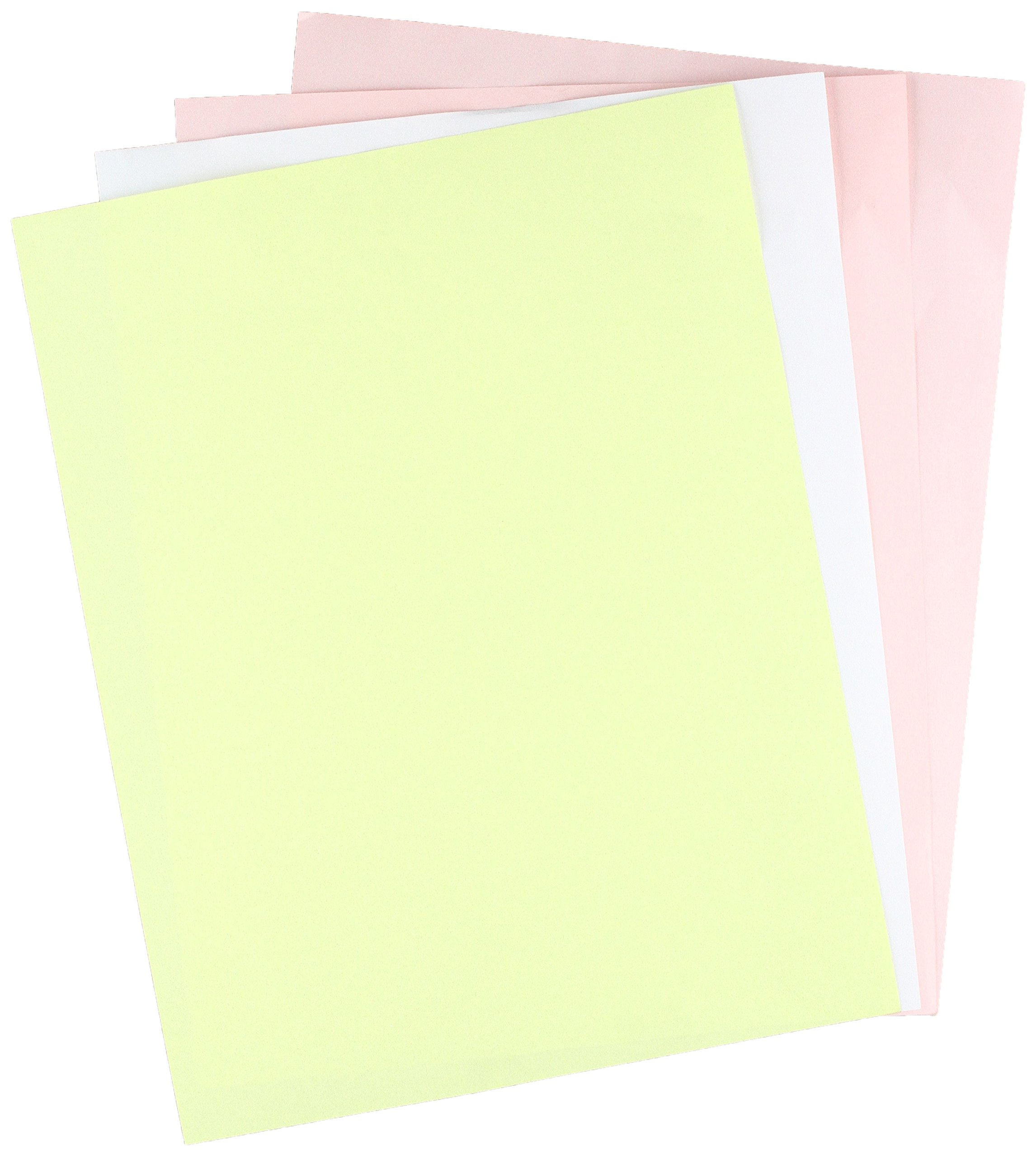 Appvion NCR Paper 3-Part Reverse Superior Carbonless Sheets (NCR5900)