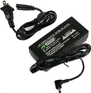 Wasabi Power AC Adapter for Canon CA-570 Replacement AC Adapter for Canon FS300, HF10, HF11, HF20, HF100, HF200, HF M31, HF S10, HF S100, HG20, HG21, HG30, HR10, HV10, HV20, HV30, HV40, XA10, ZR80, ZR85, ZR90, ZR100, ZR200, ZR300, ZR400, ZR500, ZR600, ZR700