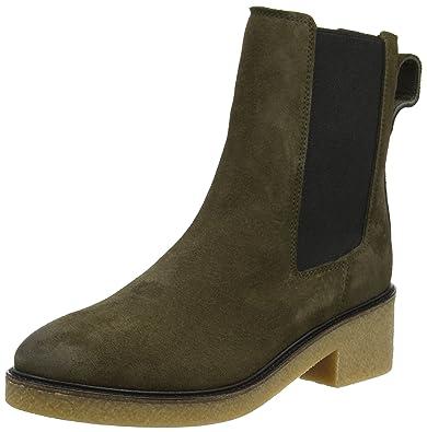 32f83f1f6ddbd Tommy Hilfiger Damen M1285ia 3b2 Chelsea Boots  Amazon.de  Schuhe ...