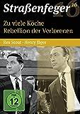Straßenfeger 16 - Zu viele Köche/Rebellion der Verlorenen [4 DVDs]