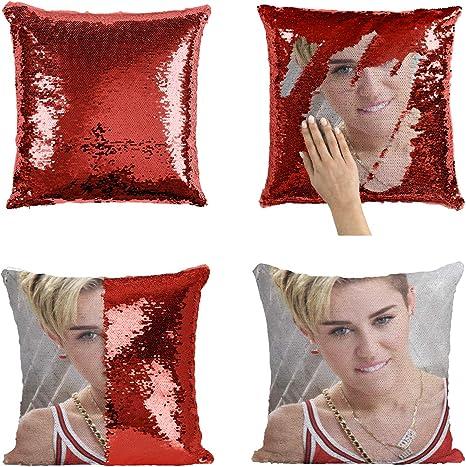 Flip Sequin Pillow Case, Photo Pillow