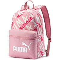PUMA Girls Small Backpack, Pink - 075488