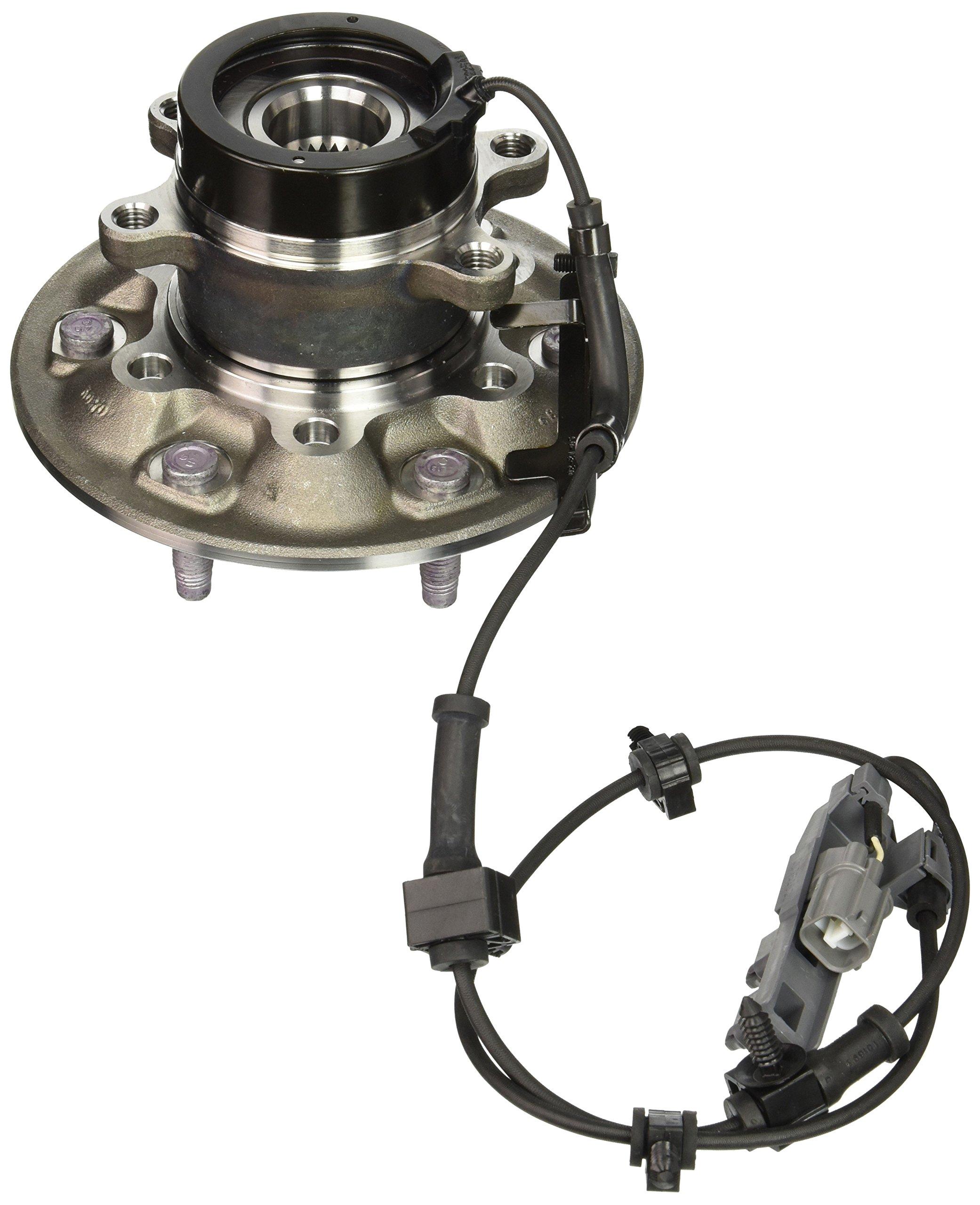 Timken HA590023 Axle Bearing and Hub Assembly