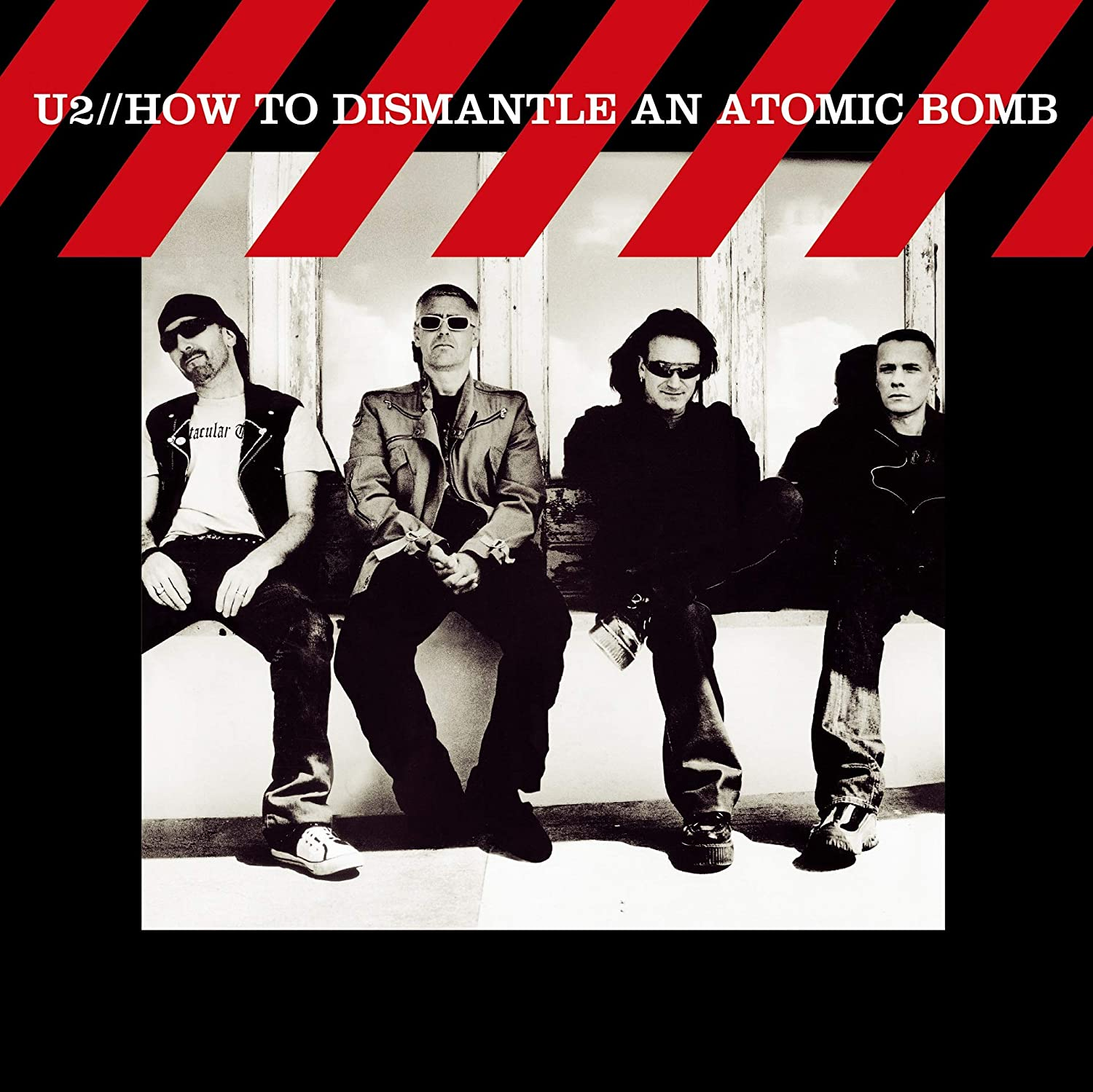 U2『How To Dismantle An Atmic Bomb』