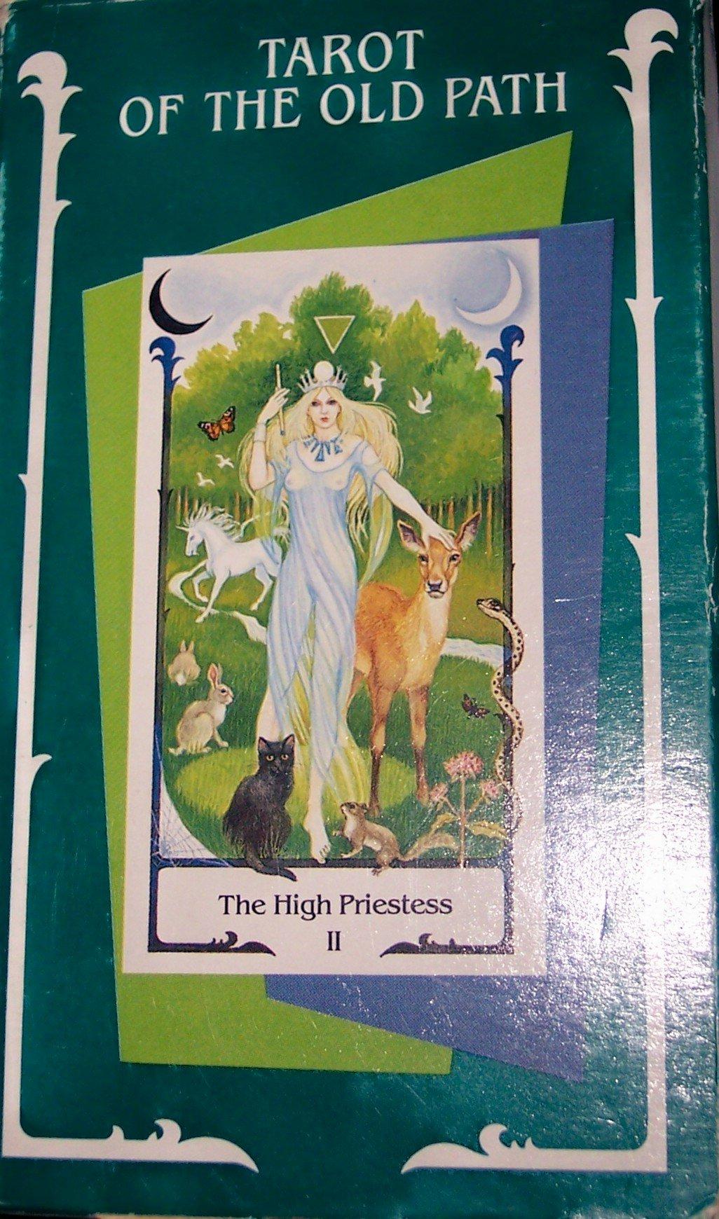 Tarot of the Old Path Deck (Tarots Anglais)
