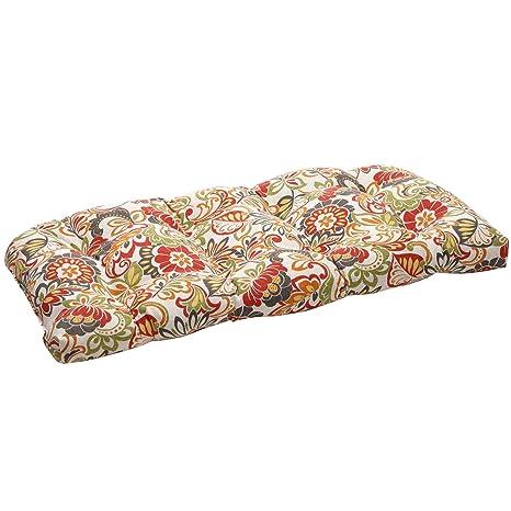 Amazon.com: Almohada Perfect Indoor/Outdoor multicoloreado ...