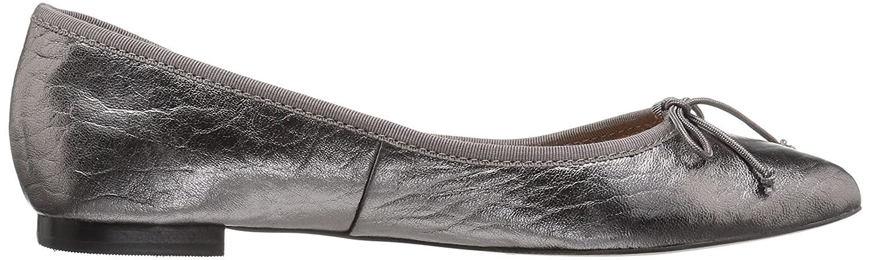Opportunity Shoes - Corso Flat Como Women's Recital Ballet Flat Corso B06VXVSJHF 7 B(M) US|Pewter Lamb Metallic 896007
