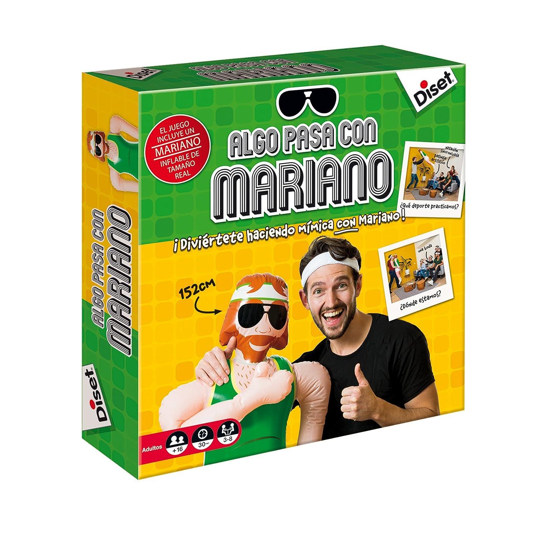 Que pasa con Mariano https://amzn.to/2PrHSwP