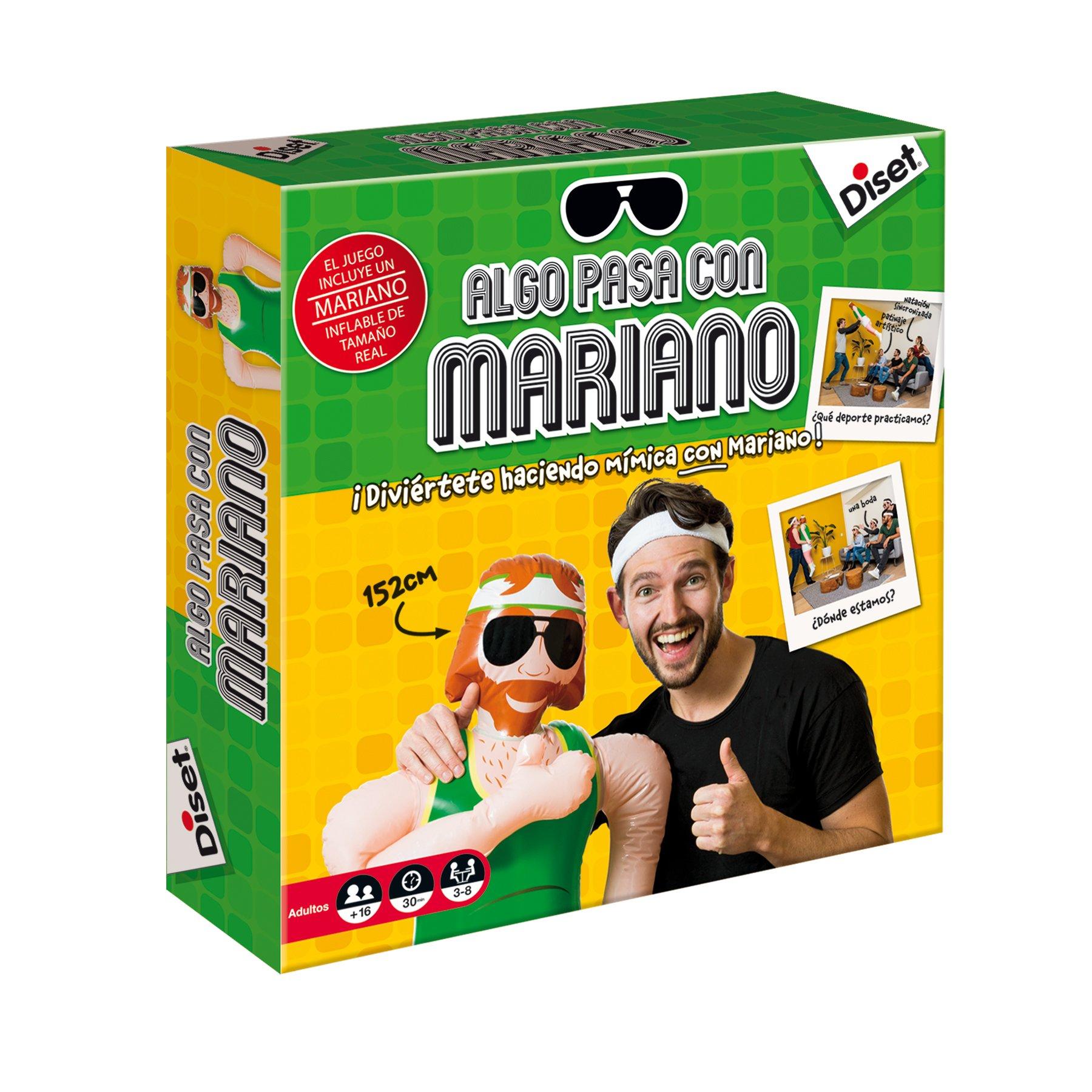 Comprar Diset-62311 Juego Algo Pasa con Mariano, 152 cm (62311)