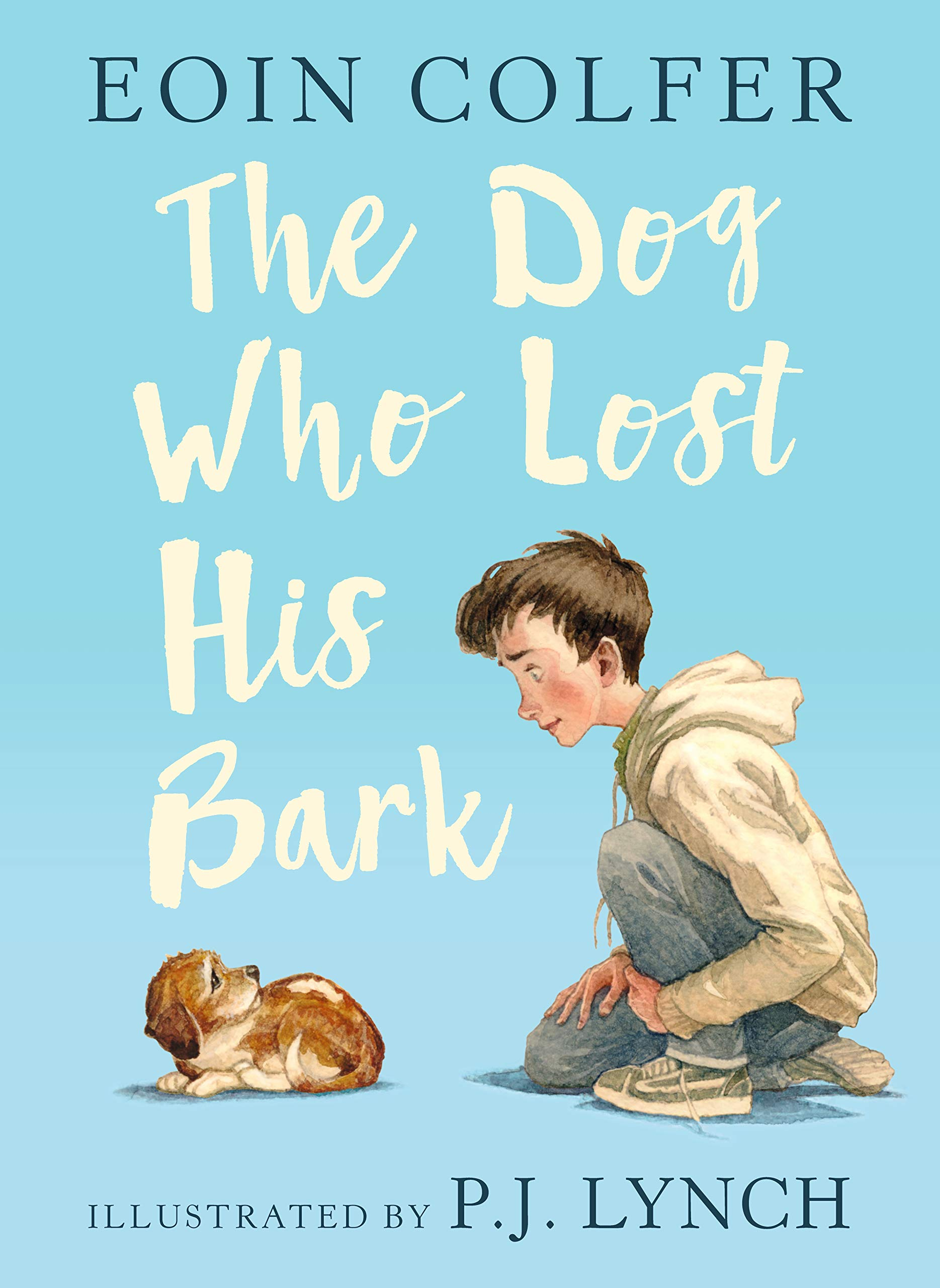 The Dog Who Lost His Bark Hardcover – 4 Oct 2018