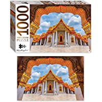 1000 Piece Jigsaw Puzzles : Marble Temple Thailand