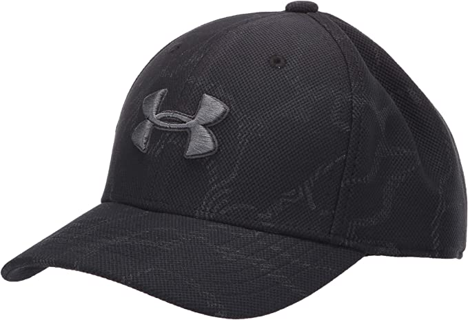 Under Armour Boys Printed Blitzing 3.0 Hat