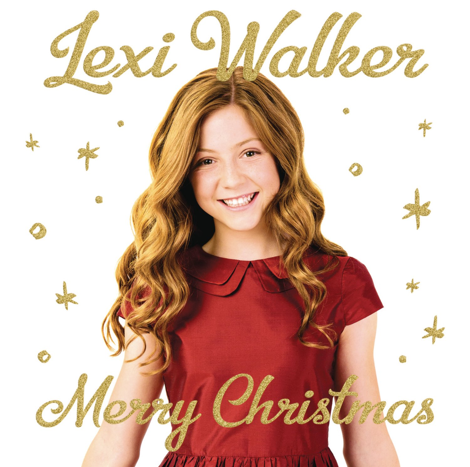 CD : Lexi Walker - Merry Christmas (Extended Play)