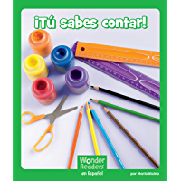 ¡Tú sabes contar! (Wonder Readers Spanish Emergent) (Spanish Edition) book cover