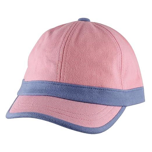 5cd8a298ca7 Morehats Soft 100% Cotton Baseball Cap - Pink at Amazon Men s Clothing  store