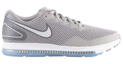 online store a5649 e22a9 Nike Zoom All Out Low 2, Sneakers Basses Homme, Multicolore (Atmosphere  Vast Grey