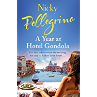 A Year at Hotel Gondola: The perfect heartwarming Italian romance you need to read this holiday season